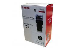 Canon CRG-702 fekete (black) eredeti toner