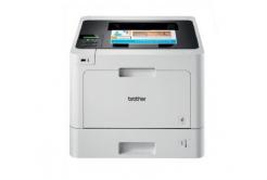 Brother HL-8260CDW szürke laser nyomtató - A4, 31ppm, 2400x600, 256MB, PCL6, USB 2.0, LAN, WIFI, DUPLEX