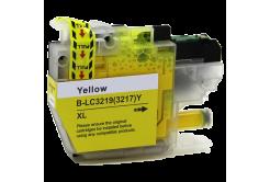 Brother LC-3217XL / LC-3219XL sárga (yellow) kompatibilis tintapatron