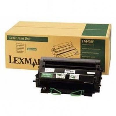 Lexmark 11A4096 fekete (black) eredeti toner