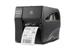 Zebra ZT220 ZT22042-D0E200FZ DT címkenyomtató, 203 DPI, RS232, USB, INT 10/100