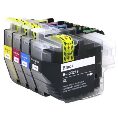 Brother LC-3217XL / LC-3219XL multipack kompatibilis tintapatron