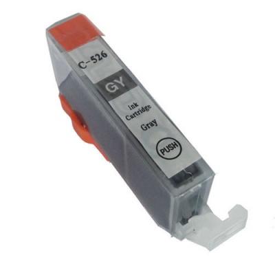 Canon CLI-526Gy szürke (grey) kompatibilis tintapatron