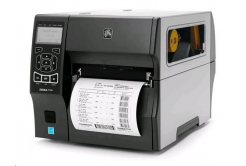"""Zebra ZT420 ZT42062-T0E0000Z, TT címkenyomtató, 6"""", 203 dpi, RS232, USB, Bluetooth, EZPL, LAN"""