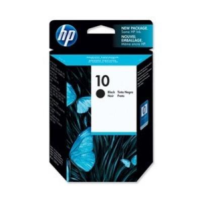 HP 10 C4844A fekete (black) eredeti tintapatron