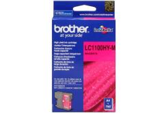 Brother LC-1100HYM bíborvörös (magenta) eredeti tintapatron