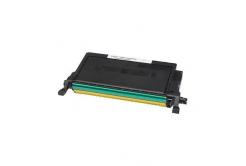 Samsung CLT-Y5082L sárga (yellow) kompatibilis toner