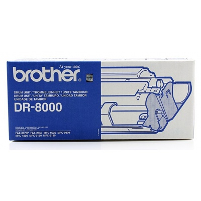 Brother DR-8000 fekete (black) eredeti fotohenger