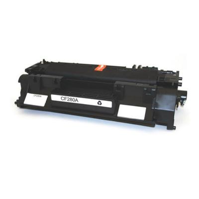 HP 80A CF280A fekete (black) kompatibilis toner