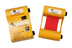 Zebra ZXP3 piros Monochrome