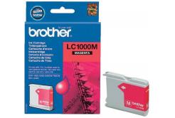 Brother LC-1000M bíborvörös (magenta) eredeti tintapatron