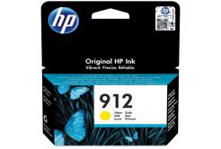 HP 912 3YL79AE sárga (yellow) eredeti tintapatron