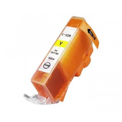 Canon CLI-526Y sárga (yellow) kompatibilis tintapatron