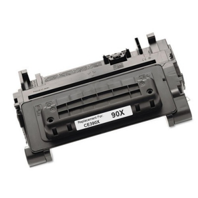 HP 90X CE390X fekete (black) kompatibilis toner