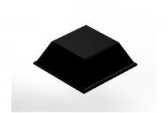 3M Bumpon SJ5023 fekete, plató = 36 db
