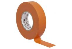 3M Temflex 1500 Elektromos szigetelőszalag, 15 mm x 10 m, narancssárga