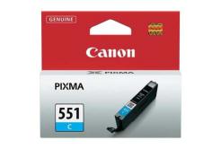 Canon CLI-551C cián (cyan) eredeti tintapatron
