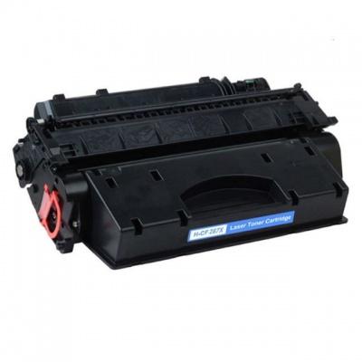 HP 87X CF287X fekete (black) kompatibilis toner