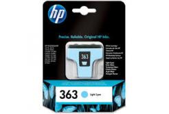 HP 363 C8774EE világos cián (light cyan) eredeti tintapatron