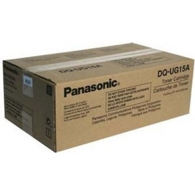 Panasonic DQ-UG15PU fekete (black) eredeti toner