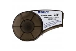 Brady M21-375-499 / 110893, Nylon Cloth szalag, 9.53 mm x 4.88 m