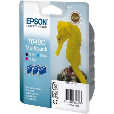 Epson T048C40 T048C multipack eredeti tintapatron