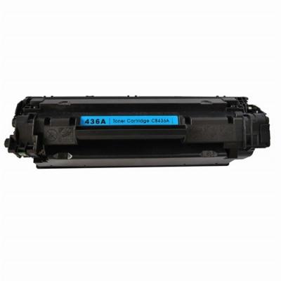 HP 36A CB436A fekete (black) kompatibilis toner