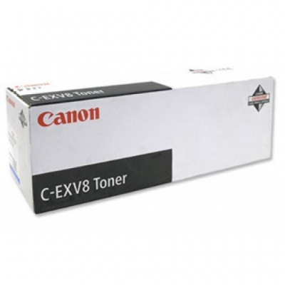 Canon C-EXV8 fekete (black) eredeti toner