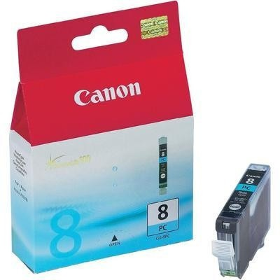 Canon CLI-8PC photo cián (photo cyan) eredeti tintapatron