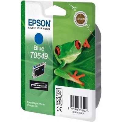 Epson C13T054940 kék (blue) eredeti tintapatron