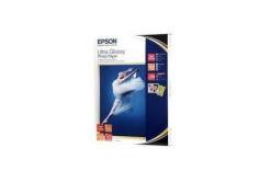 Epson S041944 Ultra Glossy Photo Paper, fotópapírok, fényes, fehér, 13x18cm, 300 g/m2, 50 db