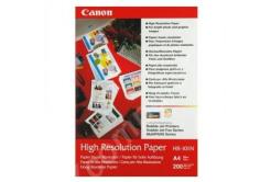 Canon HR-101 High Resolution Paper, fotópapírok, fehér, A4, 106 g/m2, 200 db