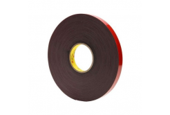 3M VHB 4611-F, 9 mm x 3 m, szürke kétoldalas akril ragasztószalag, 1,1 mm