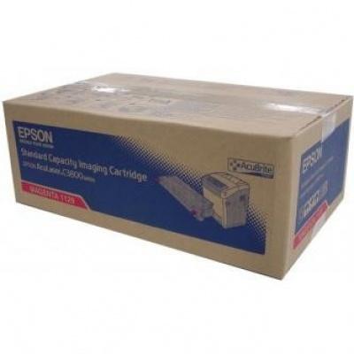 Epson C13S051129 bíborvörös (magenta) eredeti toner