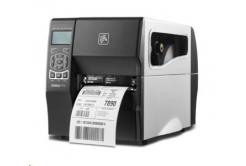 Zebra ZT230 ZT23042-T1E200FZ TT címkenyomtató, 203 DPI, RS232, USB, INT 10/100, PEEL