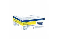 Brother TN-421Y sárga (yellow) eredeti toner