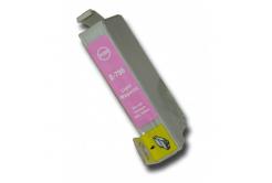 Epson T0796 világos bíborvörös (light magenta) kompatibilis tintapatron