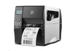 Zebra ZT230 ZT23043-T2E200FZ TT címkenyomtató, 300 DPI, RS232, USB, INT 10/100, cutter WITH CATCH TRAY