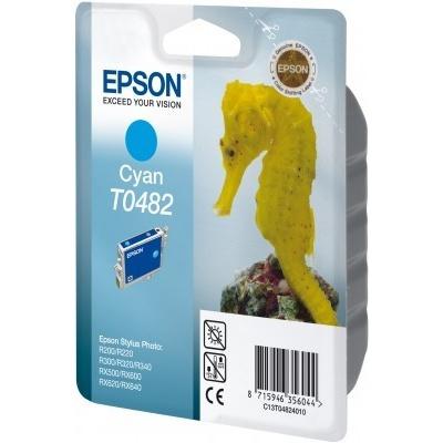 Epson T048240 cián (cyan) eredeti tintapatron