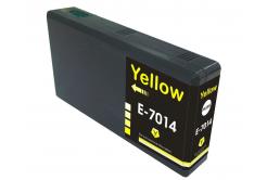 Epson T7014 sárga (yellow) kompatibilis tintapatron