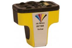 HP 363 C8773E sárga (yellow) utángyártott tintapatron
