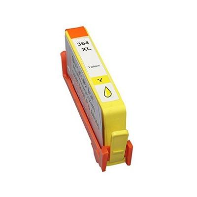 HP 364XL CB325E sárga (yellow) kompatibilis tintapatron