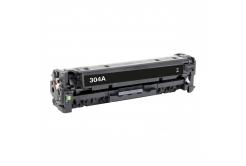 HP 304A CC530A fekete (black) kompatibilis toner