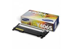 HP SU462A / Samsung CLT-Y406S sárga (yellow) eredeti toner