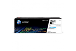 HP eredeti toner W2210X, black, HP 207X, HP