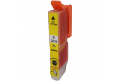 Epson T2634 XL sárga (yellow) kompatibilis tintapatron