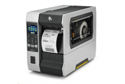 Zebra ZT610 ZT61046-T0E0100Z címkenyomtató, 24 dots/mm (600 dpi), disp., ZPL, ZPLII, USB, RS232, BT, Ethernet