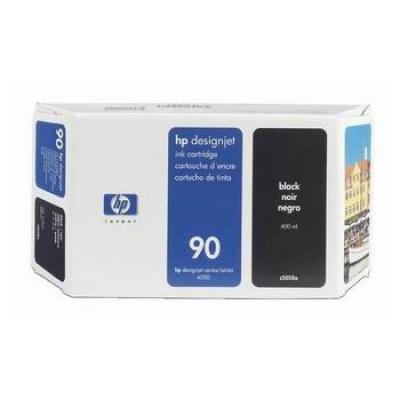 HP 90 C5058A fekete (black) eredeti tintapatron
