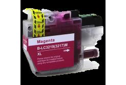 Brother LC-3217XL / LC-3219XL bíborvörös (magenta) kompatibilis tintapatron