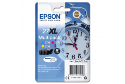 Epson 27XL T2715 színes (color) multipack eredeti tintapatron